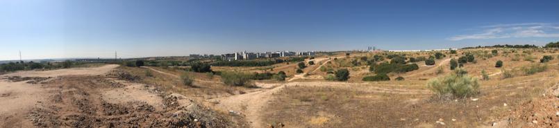 Terrenos de la Solana de Valdebebas